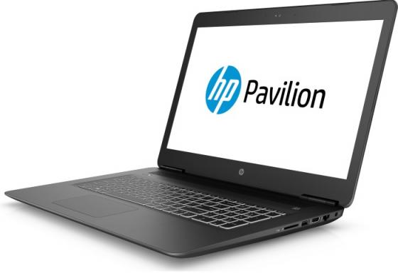 Ноутбук HP Pavilion Gaming 17-ab326ur 17.3 1920x1080 Intel Core i7-7500U 1 Tb 16Gb nVidia GeForce GTX 1050 2048 Мб черный DOS 2ZH12EA s396