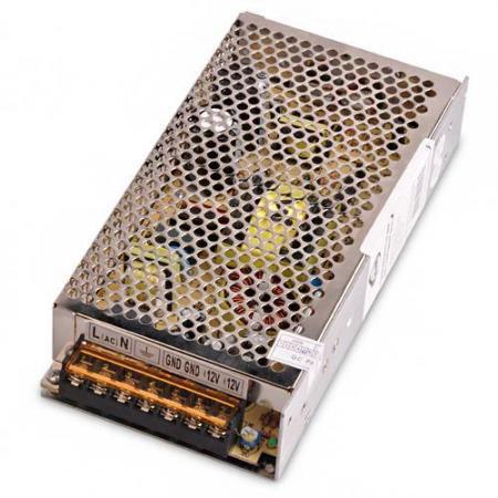 Блок питания для светодиодной ленты Elektrostandard 250W 4690389008801 elektrostandard аксессуары для светодиодной ленты elektrostandard коннектор для одноцветной светодиодной ленты 3528 гибкий одност 4690389084744