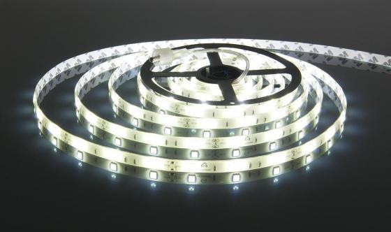 Набор светодиодной подсветки Elektrostandard 5M 7,2 W IP65 белый 4690389082092 elektrostandard аксессуары для светодиодной ленты elektrostandard коннектор для одноцветной светодиодной ленты 3528 гибкий одност 4690389084744