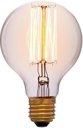 Лампа накаливания шар Sun Lumen 052-207а E27 60W e27 6w 6 led 540 lumen 6000k white light bulb 85 265v ac