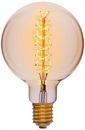 Лампа накаливания шар Sun Lumen 052-160 E40 95W sun lumen лампа накаливания sun lumen свеча золотая e40 95w 052 177