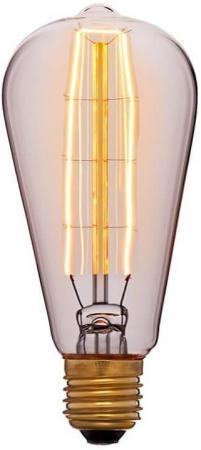 Лампа накаливания колба Sun Lumen 053-563 E27 40W sun lumen лампа накаливания sun lumen колба прозрачная e27 60w 053 228