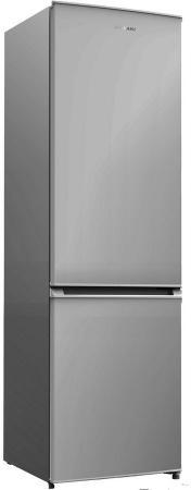 Холодильник SHIVAKI BMR-1803NFS нержавеющая сталь