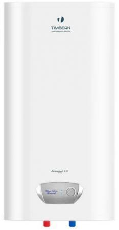 Водонагреватель Timberk SWH FED1 30 V 2кВт 30л электрический настенный/белый водонагреватель timberk aqua jet swh se1 30 vu 2квт 30л электрический настенный белый