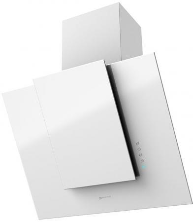 Вытяжка каминная Shindo Nori 60 W/WG белый управление: сенсорное (1 мотор) цена и фото