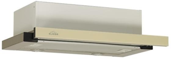 Вытяжка встраиваемая Elikor Интегра Glass 50Н-400-В2Д серебристый цена и фото