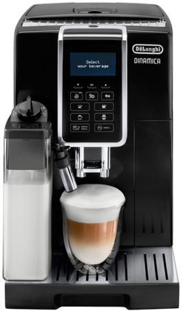Кофемашина Delonghi ECAM350.55.B 1450Вт черный кофемашина krups ea826 1450вт 1 8л черный
