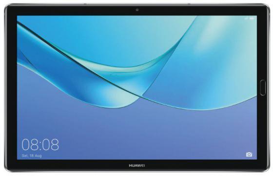 Планшет Huawei MediaPad M5 10.8 64Gb Grey Wi-Fi 3G LTE Bluetooth Android CMR-AL09 планшет huawei mediapad m5 8 4 3g lte champagne gold