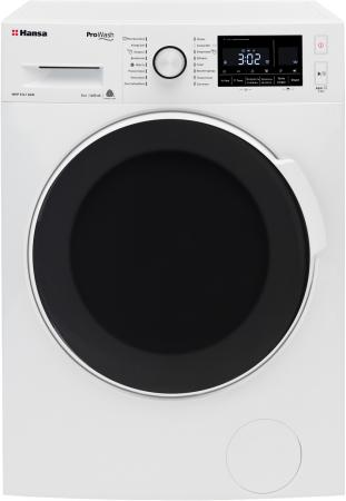 Стиральная машина Hansa WHP 8121 D4W класс: A+++ загр.фронтальная макс.:8кг белый стиральная машина hansa whp7121d5bss белый