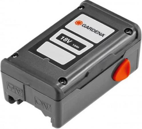 Аккумулятор Gardena NiMH 18 В для Gardena smallcut 300 accu аккумулятор gardena 08834 20 000 00