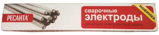 Электроды для сварочных аппаратов Ресанта МР-3 Ф2,5 электрод ресанта мр 3 ф4 0 пачка 1 кг 71 6 24