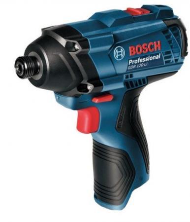 Гайковерт ударный Bosch GDR 120-LI 12Вт аккум. патрон:быстрозажимной