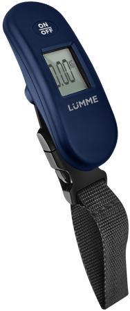 LUMME LU-1330 Электронный безмен синий lumme lu 1330 электронный безмен синий