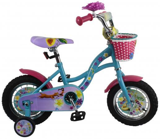 Велосипед двухколёсный Disney фея(2018) голубой ВН12110