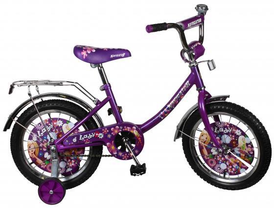 Велосипед двухколёсный Navigator Lady фиолетовый ВН16081Н