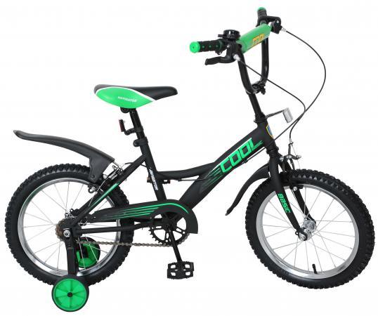 Велосипед двухколёсный Navigator Basic COOL зеленый