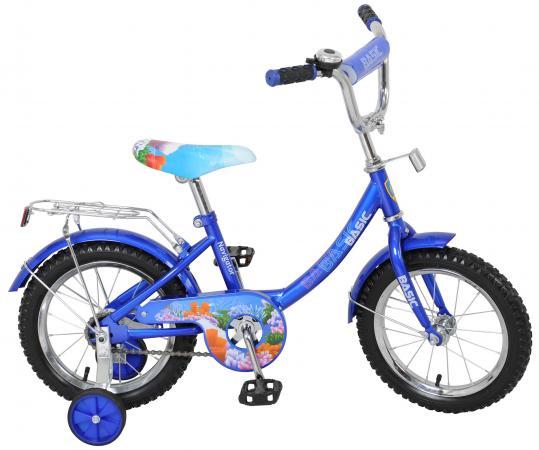 Велосипед двухколёсный Navigator Basic синий ВН14057Н