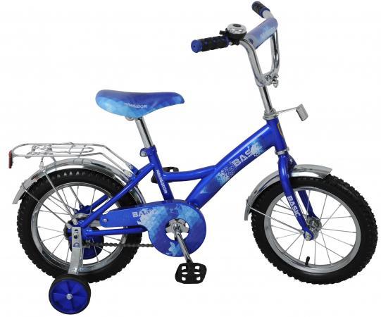 Велосипед двухколёсный Navigator Basic синий