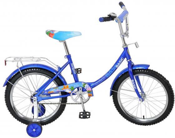 Велосипед двухколёсный Navigator Basic синий ВН18052Н