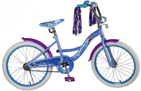 Велосипед двухколёсный Navigator DISNEY Холодное сердце голубой ВН20178