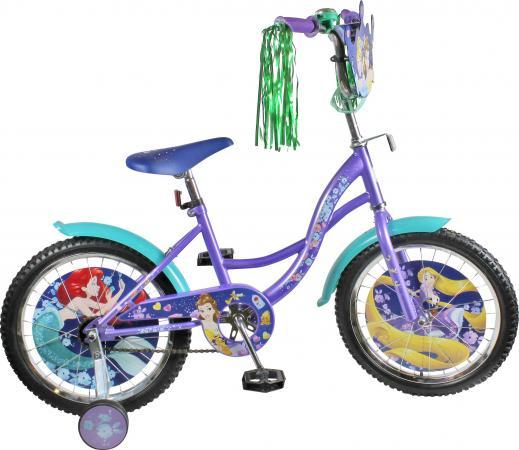 Велосипед двухколёсный Navigator DISNEY Принцессы розовый ВН14165