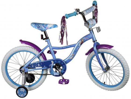Велосипед двухколёсный Disney Холодное сердце голубой ВН18089