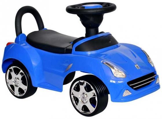 Музыкалья детская Машинка 613 синий