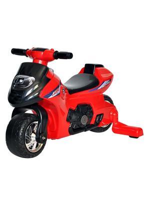 Музыкалья детская Мотоцикл Sport bike EC-500 красный