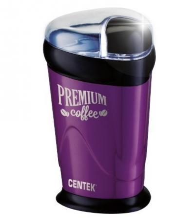 Кофемолка CENTEK CT-1358V 200 Вт. Violet цена и фото