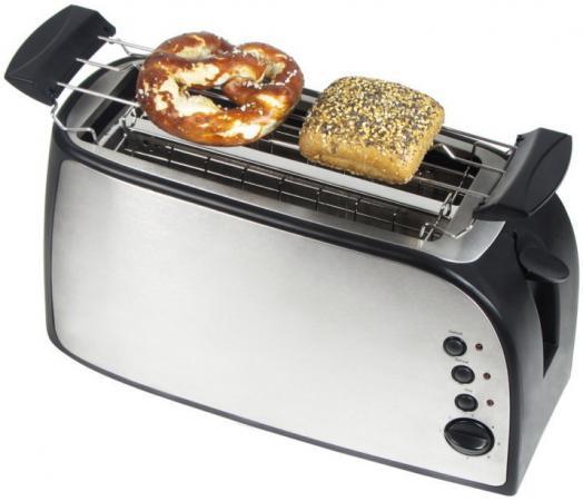 Тостер First FA-5367-1 чёрный тостер first fa 5367 1 чёрный