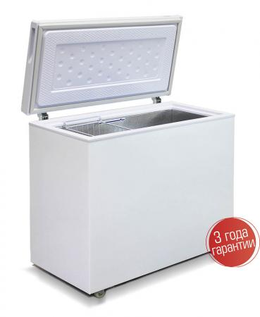 Бирюса 240VK Морозильный ларь морозильный ларь haier hce 103 r