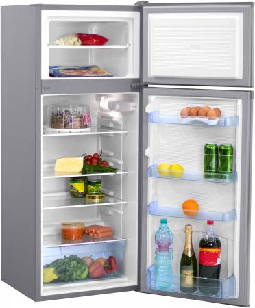 Холодильник НОРД NRT 141 332 серебристый металлик все цены