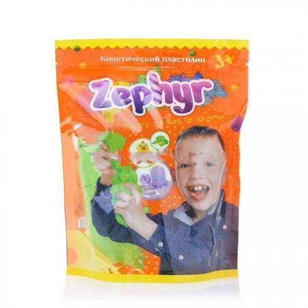 """Кинетический пластилин """"Zephyr""""-зелёный (0,3 кг/дой-пак) (извините, гиперссылка на картинку отсутствует) кинетический пластилин zephyr оранжевый 0 150 кг в банке извините гиперссылка на картинку отсу"""
