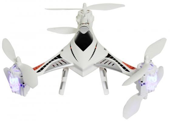 Трикоптер 1 toy Триокоптер Trio серый Т58980 1toy трикоптер gyro explorer