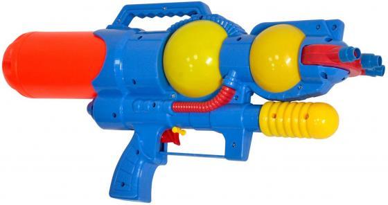 Водный бластер 1TOY Аквамания синий желтый красный Т59458 цена