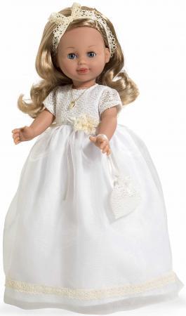 Фото - Кукла Arias Elegance с темными волосами 42 см Т11125 пупс arias elegance в одежде с соской т16345 голубой 33 см