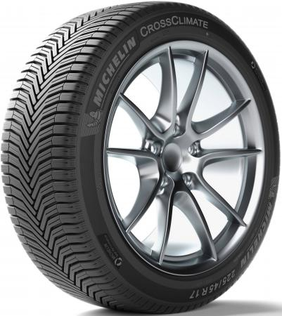 Шина Michelin CrossClimate+ XL 205/65 R15 99V TL шина michelin crossclimate 215 55 r17 98w