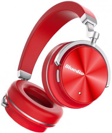 Наушники Bluedio T4 красный