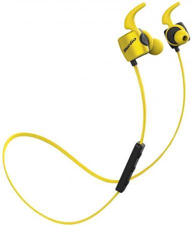 Наушники Bluedio TE желтый