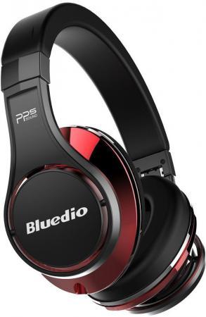 Фото Наушники Bluedio U Black&red черный красный bluedio te red