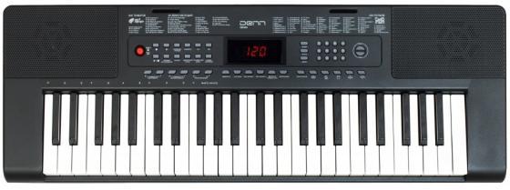 Синтезатор Denn DEK494 49 клавиш potex синтезатор synth mixer 49 клавиш