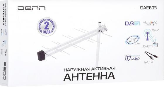 Антенна Denn DAE603 антенна denn dpa200