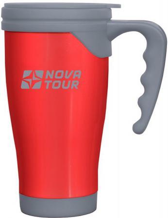 Термокружка NOVA TOUR Сильвер 400 С из нержавеющей стали