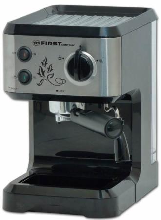 Кофеварка First FA-5476-1 1050 Вт черный кофеварка first 5458