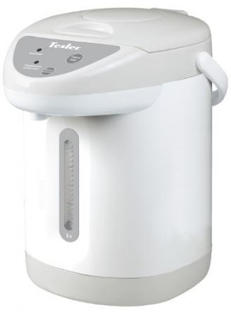 Чайник TESLER TP-3001 750 Вт белый 3 л нержавеющая сталь электроплитка tesler pe 15 белый
