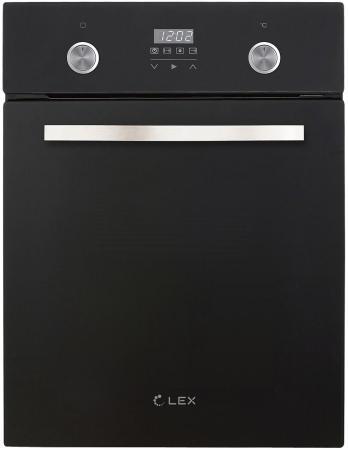 Электрический шкаф LEX EDP 4590 BL черный все цены