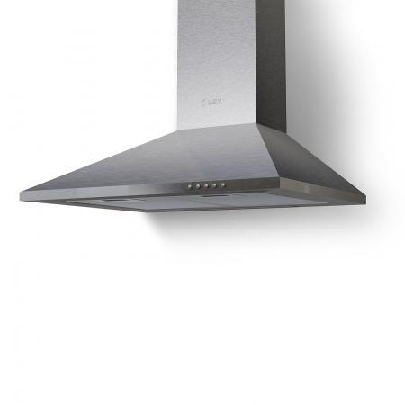 Вытяжка LEX BASIC 500 INOX 540м3/час ширина 50см нерж.сталь недорого