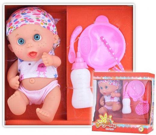цена Кукла 1toy Веснушкин с аксессуарами 27 см Т10576 онлайн в 2017 году