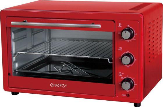 Мини-печь Energy GT30 красный energy