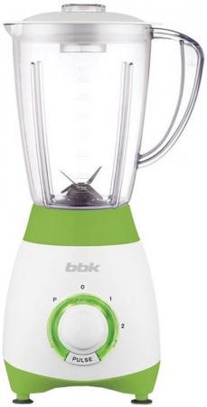 Блендер BBK KBS0505 белый/зеленый блендер bbk kbh1010 нж ч